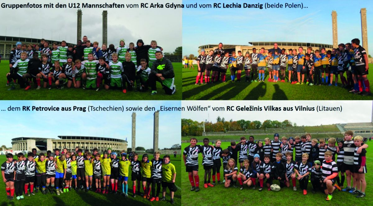 U12 Rückblick Hinrunde Saison 2019/2020