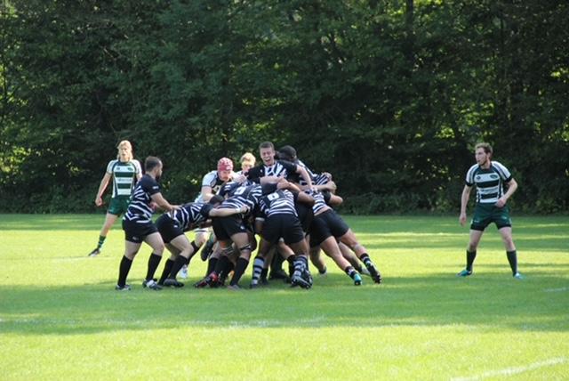 Glücklicher Sieg gegen die Rugby Tourists Münster