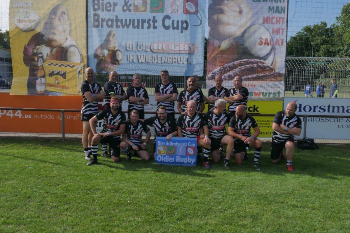 Bier und Bratwurst Cup in Wiedenbrück 2021